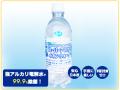 スーパーアルカリイオン水500ml【ウィルス対策】
