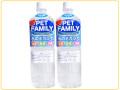 PET FAMILY(ペットファミリー) スーパーアルカリイオン水1L×2本セット【瀬戸商事株式会社】