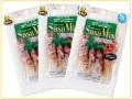 マルジョー&ウエフク ササミックス国産ササミ巻き棒ガム7本 3袋セット