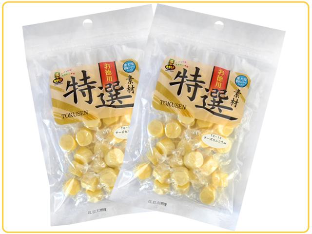 特選チーズカルシウム150g 2袋セット