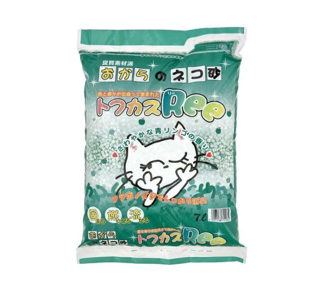 猫砂トフカスRee(リー) 7L