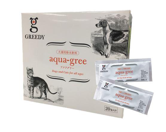 アクアグリー(犬猫用粉末飲料)(5g×20包)