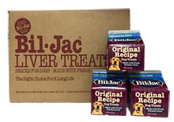 ケース◆レバートリーツ 113g 12個入り ビルジャック BIL-JAC Original Recipe Dog Treats