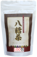 八糖茶 100包  (3gティーパック×100包)