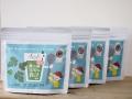 桑王(くわおう) 国産 桑の葉100%無添加粉末 200g お得用 4個セット 送料無料