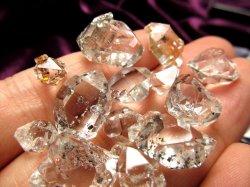 ハーキマーダイアモンド単結晶パック