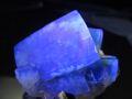 蛍光フローライト結晶原石