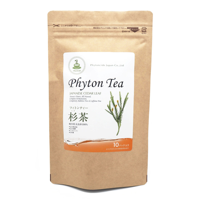 フィトンティー 「杉茶」