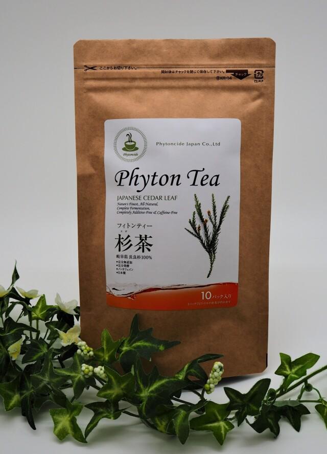 フィトンティー「杉茶」