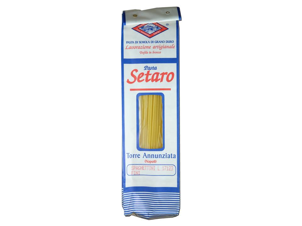 パスタ【セタロ】スパゲッティーニ・フィーニ1.3mm