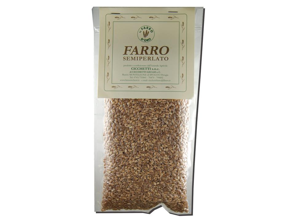 ファッロ(スペルト小麦)