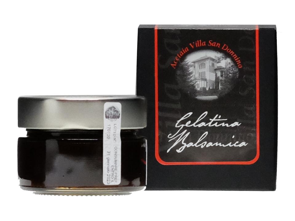 モデナ産バルサミコ・ジュレ