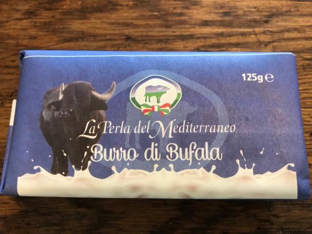水牛のバター(無塩) 125g
