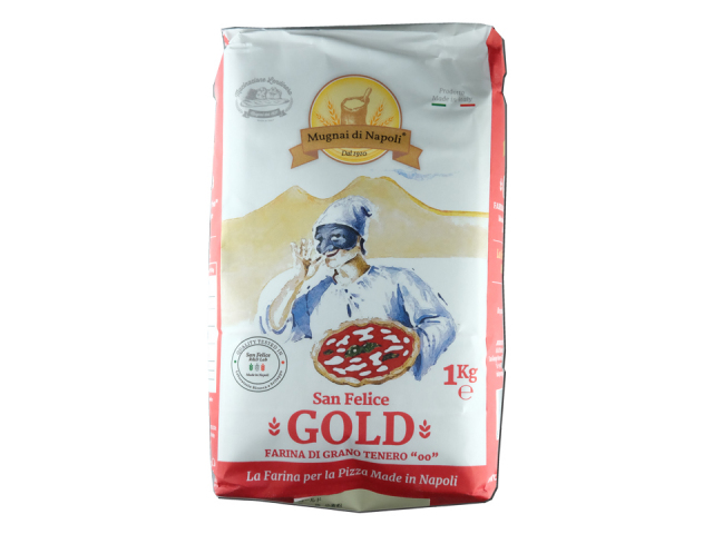 """イタリア産小麦粉""""00"""" 【ゴールド】"""