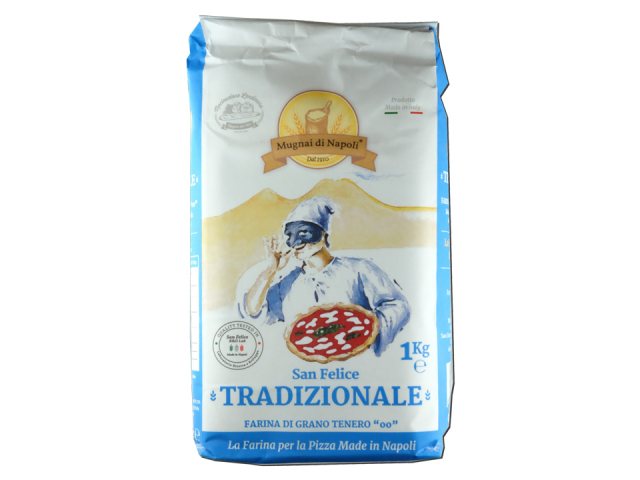 """イタリア産小麦粉""""00"""" 【トラディツィオナーレ】"""