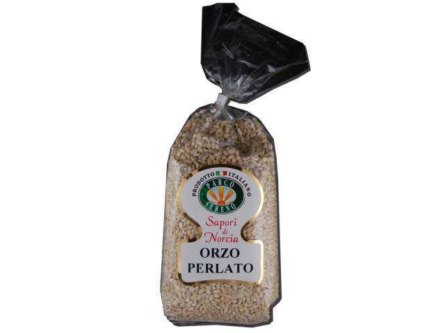 オルツォ・ペルラート (大麦)