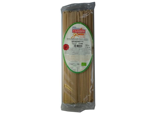 パスタ【ファブリ/ブロンズ仕上げ】スパゲッティ 2.0mm