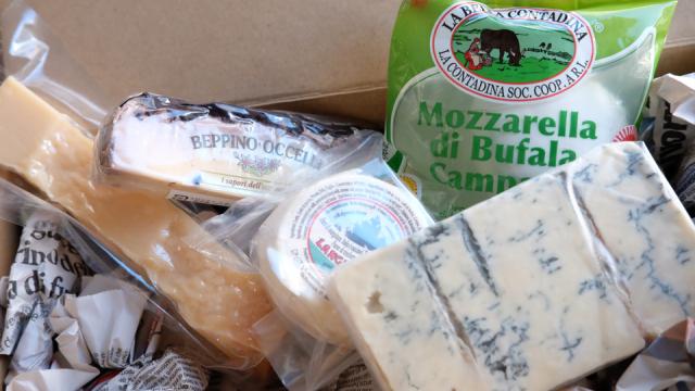チーズのセットA