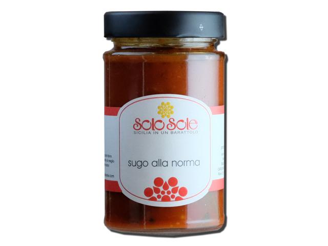 シチリア産トマトソース【アッラ・ノルマ】