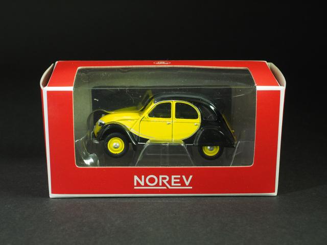 ノレヴ1/55シトロエン2CVCS1