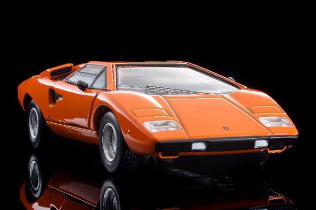トミーテック ランボルギーニ カウンタック LP400(オレンジ)