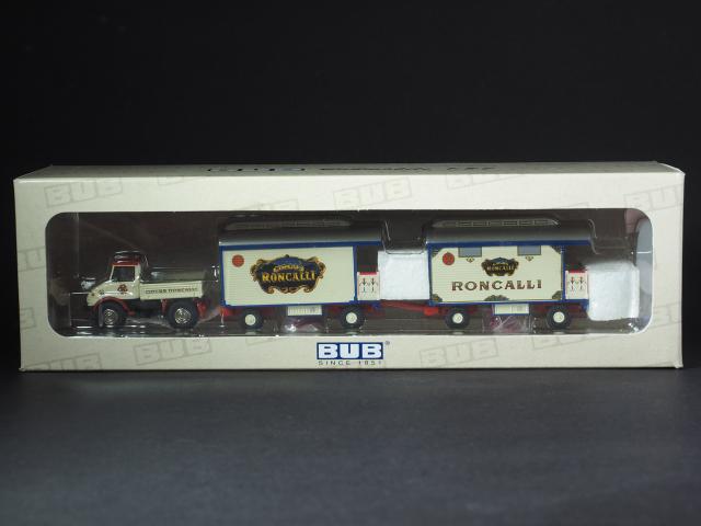 PremiumClassiXXs1/87 ウニモグ406サーカストレーラー_ケース