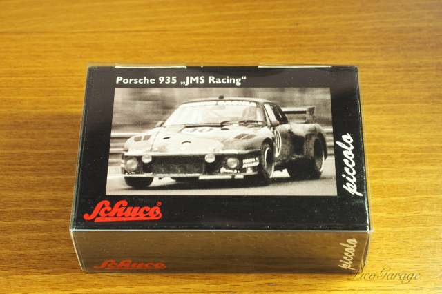 【Schuco】シュコー ピッコロ ポルシェ 935 JMSレーシング 77 ルマン #40 B.Lena/Gregg 2