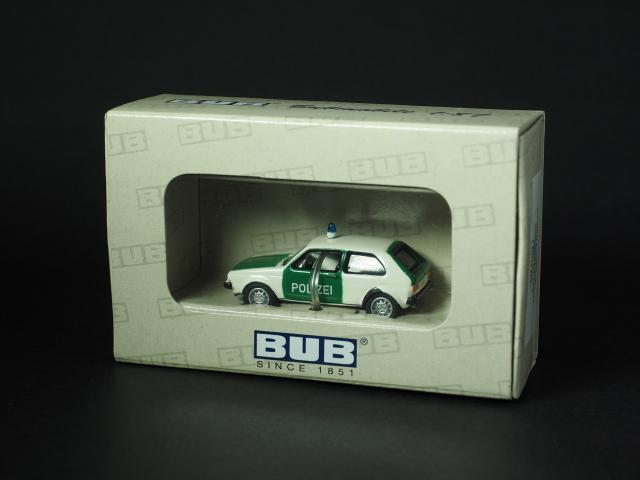 PremiumClassiXXs1/87 VWゴルフ1ドイツ警察_ケース