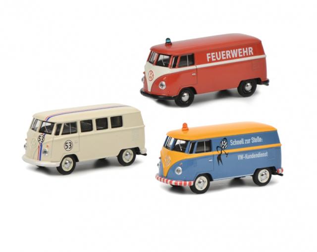 Edition 1:64 VW T1 3個セット 1