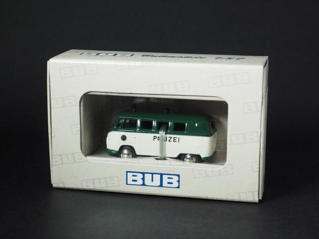 PremiumClassiXXs1/87 VWT1バスドイツ警察_ケース