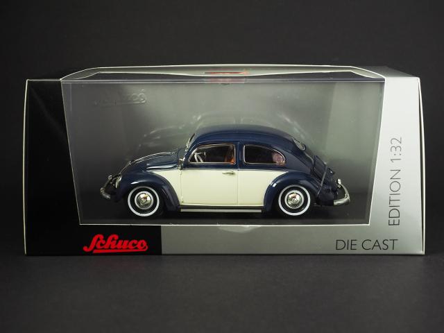 VWオーバル1/32(紺グレー)ケース