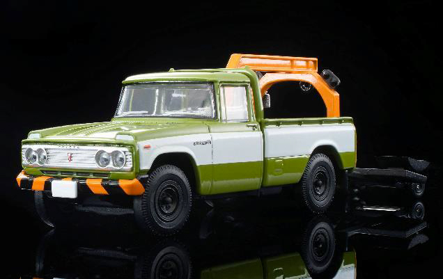 トミーテックLV-188a 1/64 トヨタ スタウト レッカー車