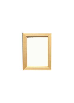 【Sサイズ専用額】木製パズルフレームS