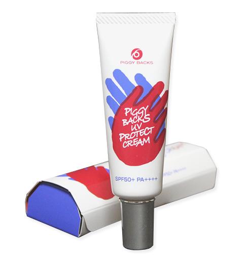 ピギーバックス UVプロテクトクリーム