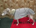 ヘリンボーンコート ウィペットサイズ