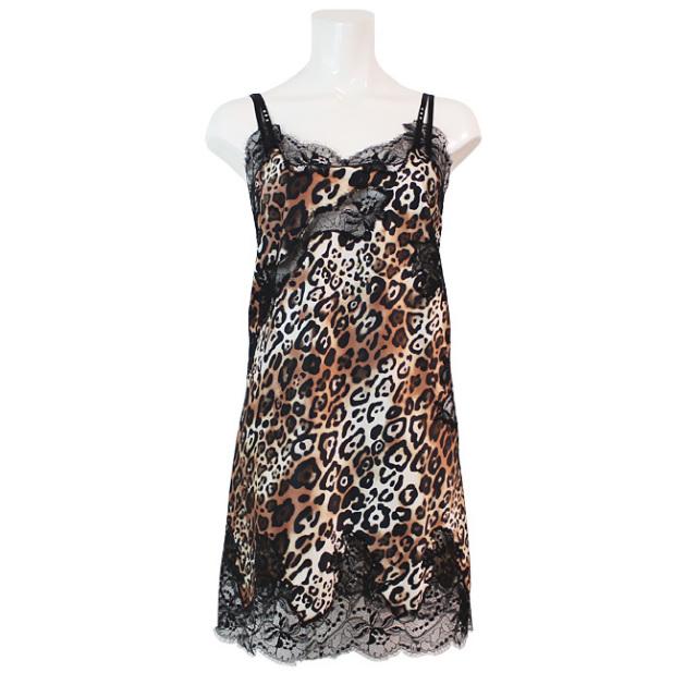 【COEMI】「INSTINCT」 161C751 ナイトドレス Leopard