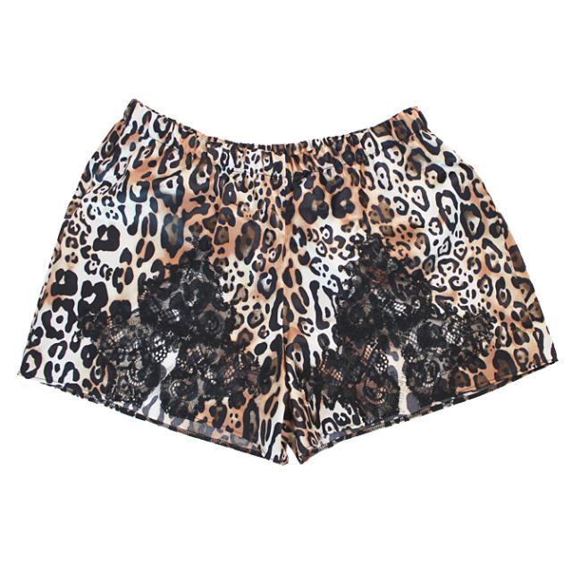 【COEMI】【コエミ】201302 キャミソール&タップパンツ Leopard