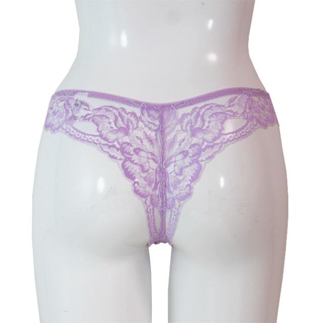 【STUDIO SHINNO】スチューディオシンノ 0823 ストリングタンガ Lilac