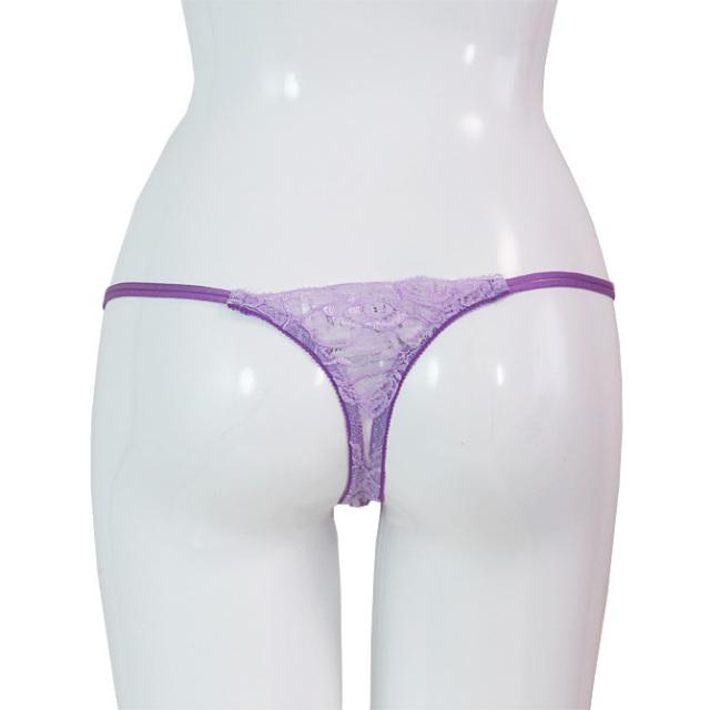 【STUDIO SHINNO】スチューディオシンノ 0913 ストリングタンガ Lilac