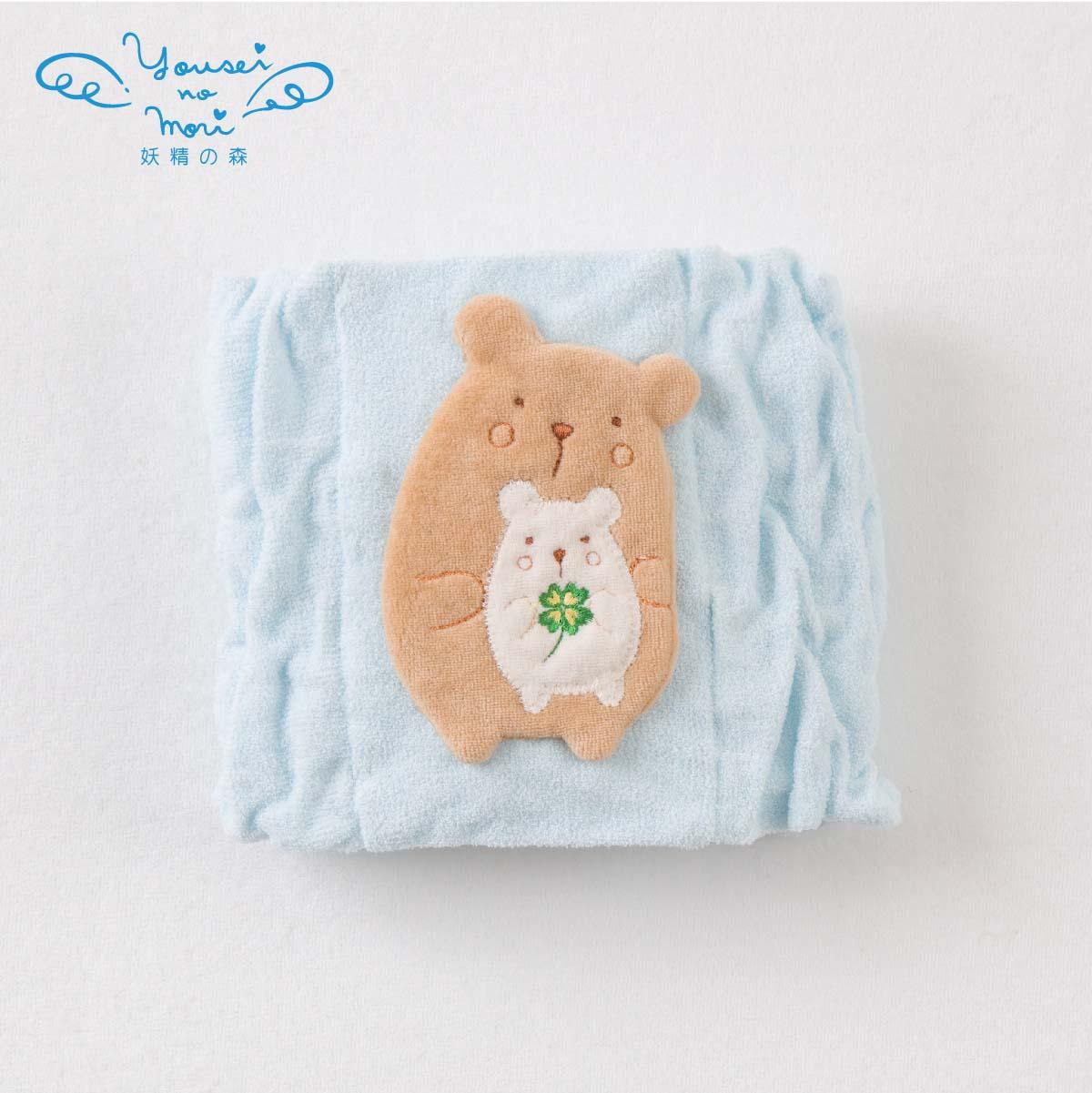 ほのぼのはらまき 筒型 クマ