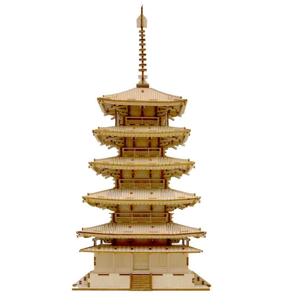 ki-gu-mi キグミ 五重塔