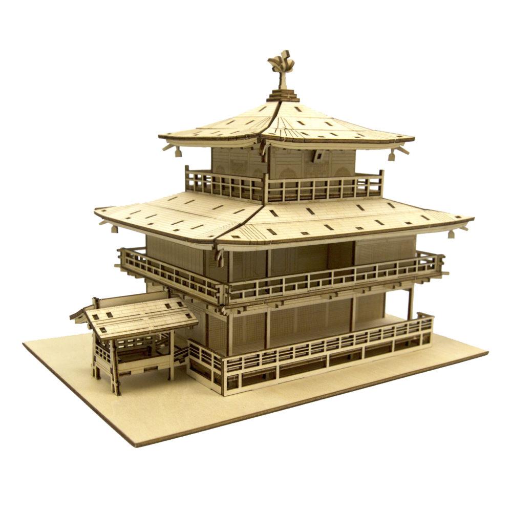 ki-gu-mi キグミ 金閣寺