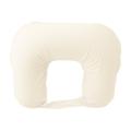 授乳用エアークッション H型 オフホワイト