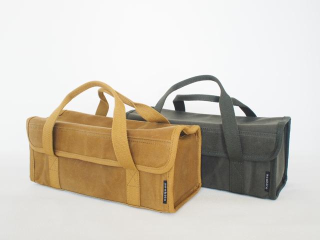 ツールボックスSサイズ 防水帆布 asobito