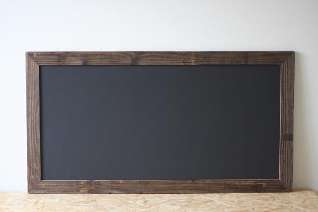 足場板の黒板|Lサイズ|同梱不可商品
