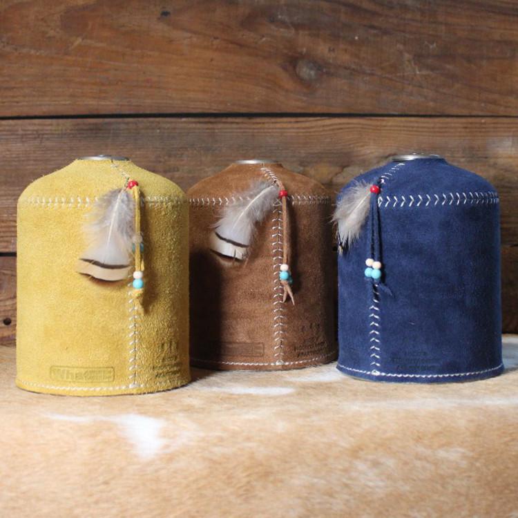 スウェードレザー|OD缶カバー|500サイズ