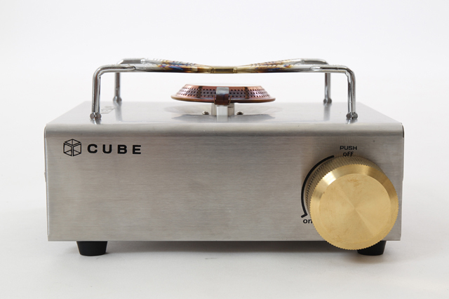 KOVEA CUBE用真鍮ツマミカバー|FREEDOM|VERSUS|予約販売(12/上入荷)
