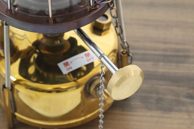 武井バーナー用真鍮ハンドルヘッド|FREEDOM|VERSUS