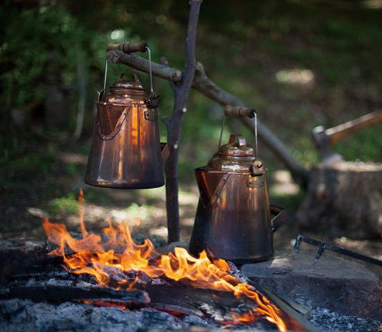 グランマーコッパーケトル|銅製ケトル