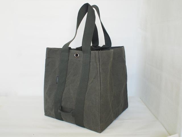 薪ケース|防水帆布|asobito